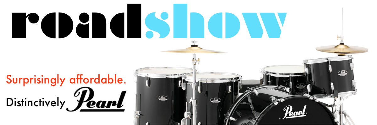 Affordable drums from Pearl.
