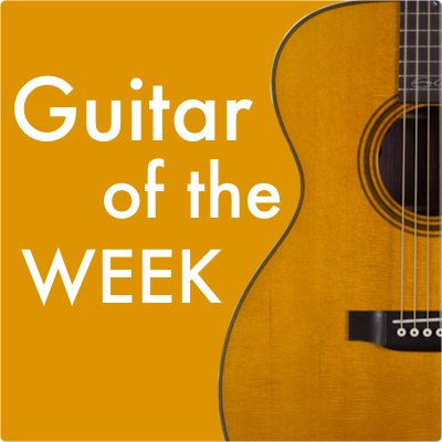 Guitar of the week.