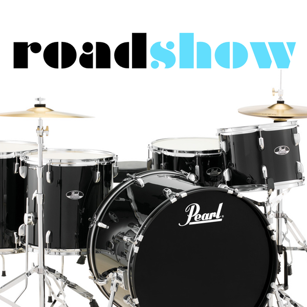 Pearl RoadShow drums