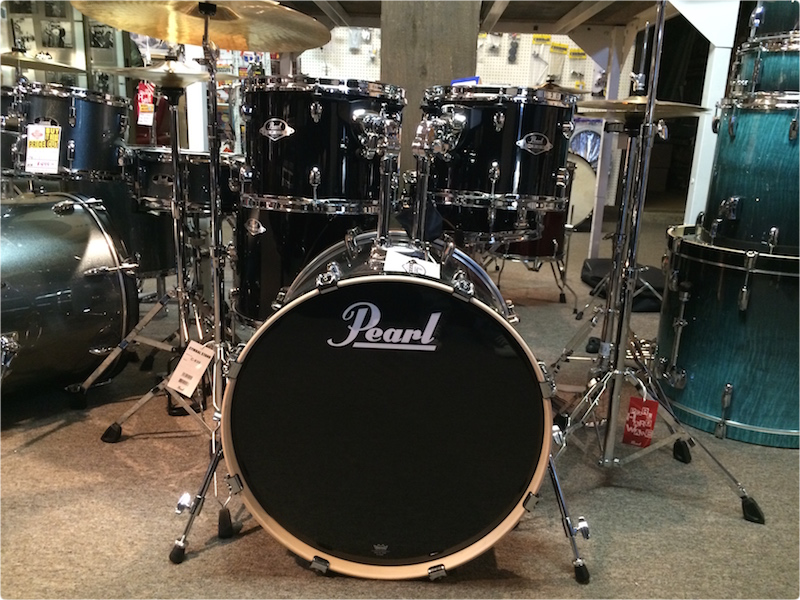 Pearl Road Show drums