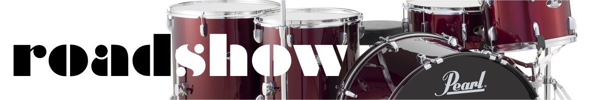 Save up to 40% off Pearl drum sets